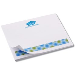 View a larger, more detailed picture of the Post-it&reg Notes - 3x4 - Exclusive - Burst - 25 Sheet