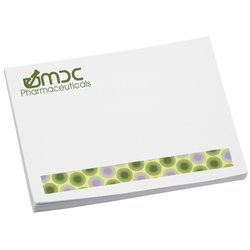 View a larger, more detailed picture of the Post-it&reg Notes - 3x4 - Exclusive - Burst - 50 Sheet