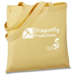 View a larger, more detailed picture of the Eco Design Organic Colored Cotton Tote