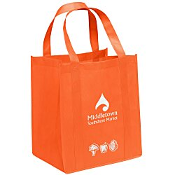 View a larger, more detailed picture of the Eco Design Big Thunder Tote - 15 x 13