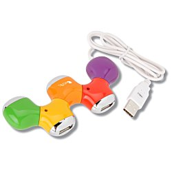 View a larger, more detailed picture of the Tangle USB Hub