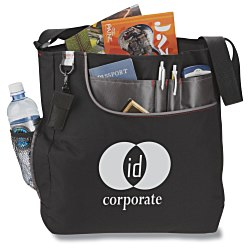 View a larger, more detailed picture of the Transpire Deluxe Business Tote