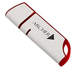 View a larger, more detailed picture of the Jazzy Flash Drive - 1GB