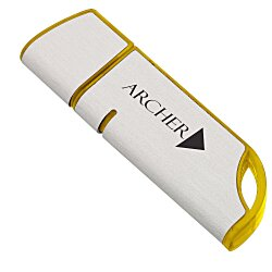 View a larger, more detailed picture of the Jazzy Flash Drive - 2GB