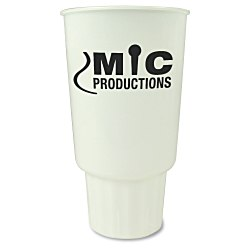 View a larger, more detailed picture of the Car Cup - 32 oz - Glow-in-the-Dark