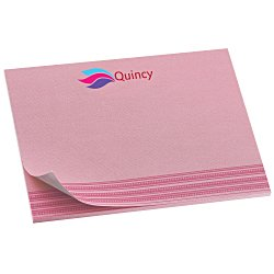 View a larger, more detailed picture of the Bic Sticky Note - Designer - 3x4 - Stripes - 50 Sheet