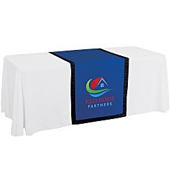 View a larger, more detailed picture of the Accent Table Runner - 28