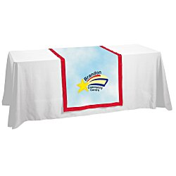 View a larger, more detailed picture of the Accent Table Runner - 28 - Full Color