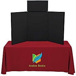 View a larger, more detailed picture of the Fold N Go Tabletop - Economy Kit - 6 - Blank