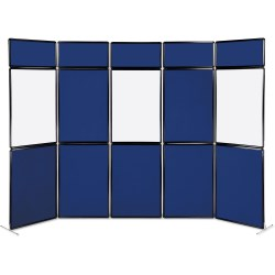 View a larger, more detailed picture of the Show N Fold Up Floor Display - 10 - Blank