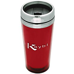 View a larger, more detailed picture of the Colored Acrylic Tumbler - 16 oz - 24 hr