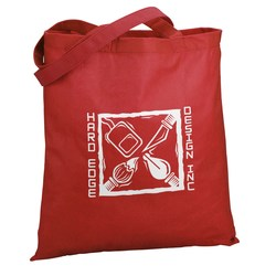 View a larger, more detailed picture of the Recycled Simple Bag - Closeout