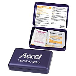 View a larger, more detailed picture of the Compact First Aid Kit - 24 hr