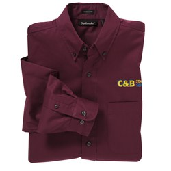 View a larger, more detailed picture of the Braddock Easy Care Dress Shirt - Men s