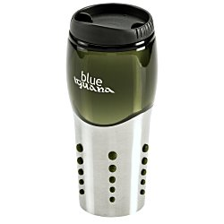 View a larger, more detailed picture of the Space Ball Tumbler - 16 oz 