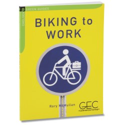 View a larger, more detailed picture of the Little Green Guides - Biking To Work