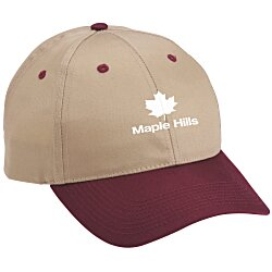 View a larger, more detailed picture of the Pro-Lite Cotton Twill Cap