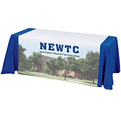 View a larger, more detailed picture of the Table Runner - 58 - Full Color
