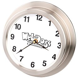 View a larger, more detailed picture of the Porthole Wall Clock