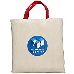 View a larger, more detailed picture of the Economy Tote Bag - Full Color