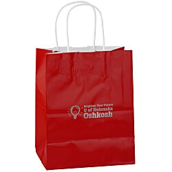 View a larger, more detailed picture of the Gloss Shopping Bag 9-3 4 H x 7-3 4