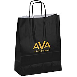 View a larger, more detailed picture of the Gloss Shopping Bag 13 H x 10