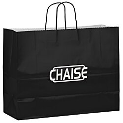 View a larger, more detailed picture of the Gloss Shopping Bag - 12 H x 16