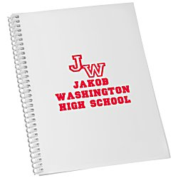 View a larger, more detailed picture of the Weekly Assignment Notebook