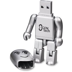 View a larger, more detailed picture of the USB People - 1GB
