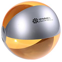 View a larger, more detailed picture of the Luster Tone Beach Ball