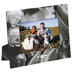 View a larger, more detailed picture of the Paper Photo Frame - Wedding