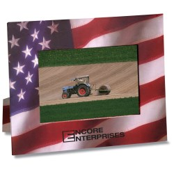 View a larger, more detailed picture of the Paper Photo Frame - 4th of July