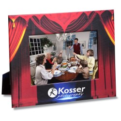 View a larger, more detailed picture of the Paper Photo Frame - Theater