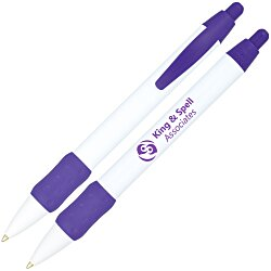 View a larger, more detailed picture of the Bic Widebody Pen w Color Grip - 24 hr
