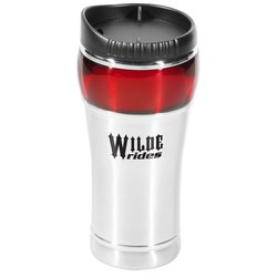 View a larger, more detailed picture of the Stainless Bubble Tumbler - 16 oz