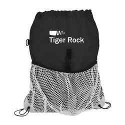 View a larger, more detailed picture of the Mesh Pocket Drawcord Sportpack