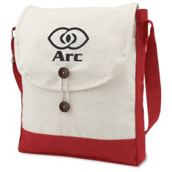 View a larger, more detailed picture of the Organic Daily Messenger Bag