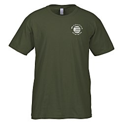 View a larger, more detailed picture of the Gildan SoftStyle T-Shirt - Men s - Screen - Colors