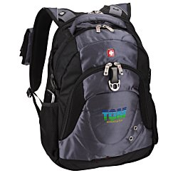 View a larger, more detailed picture of the Wenger Tech-Laptop Backpack