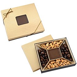 View a larger, more detailed picture of the Treat Mix - 10 oz - Gold Box - Milk Chocolate Bar
