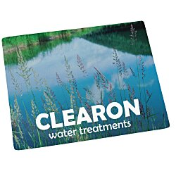 View a larger, more detailed picture of the Microfiber Laptop Mouse Pad Cleaning Cloth