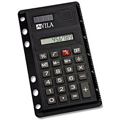 View a larger, more detailed picture of the Binder Calculator