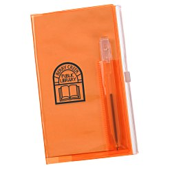 View a larger, more detailed picture of the Planner w Zip-Close Pocket - Monthly
