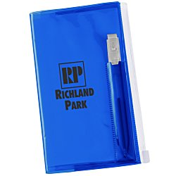 View a larger, more detailed picture of the Planner w Zip-Close Pocket - Monthly - Academic