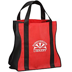 View a larger, more detailed picture of the Folding Polypropylene Tote