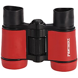 View a larger, more detailed picture of the Sports Rubber Binoculars