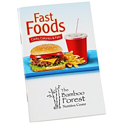 View a larger, more detailed picture of the Fast Foods Better Book