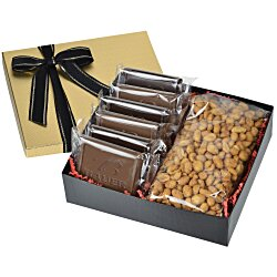 View a larger, more detailed picture of the Premium Confection w Cookies - Honey Roasted Peanuts
