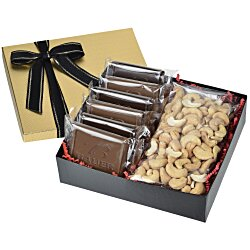 View a larger, more detailed picture of the Premium Confection w Cookies - Jumbo Cashews