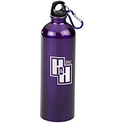 View a larger, more detailed picture of the Stainless Steel Sport Bottle - 25 oz 